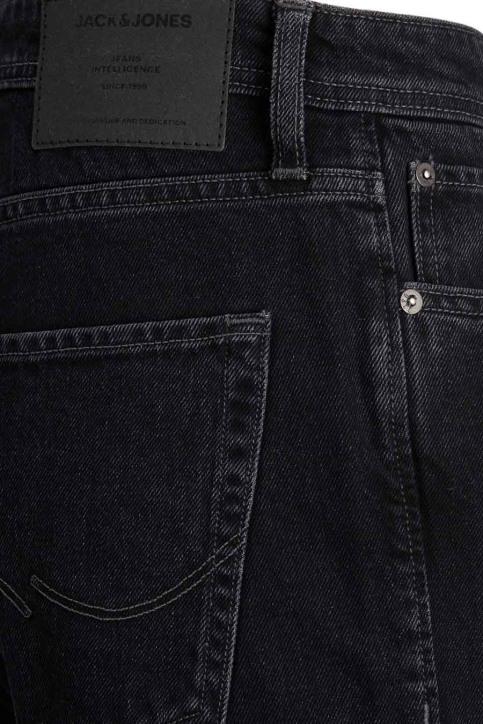 JACK & JONES JEANS INTELLIGENC Jeans slim zwart 12168656_BLACK DENIM img5