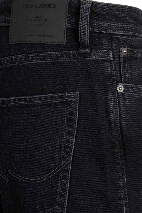 JACK & JONES JEANS INTELLIGENC Jeans slim zwart 12168656_BLACK DENIM img6