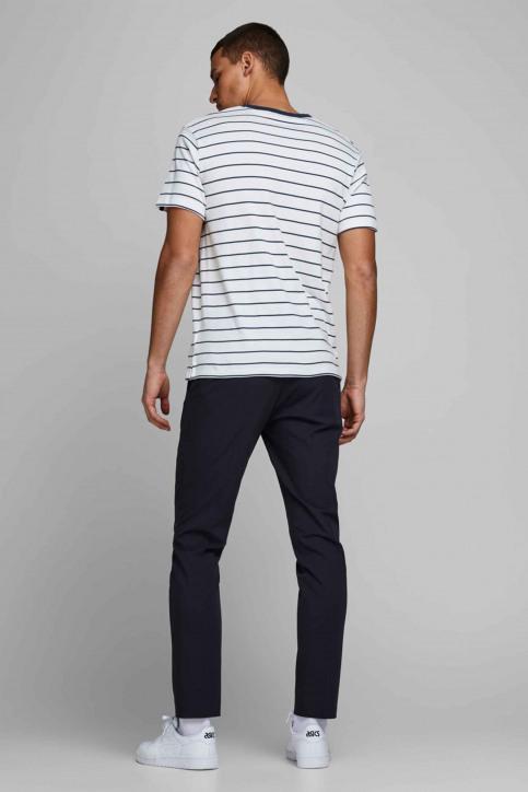 PREMIUM BY JACK & JONES T-shirts (manches courtes) blanc 12169062_BLANC DE BLANC img3