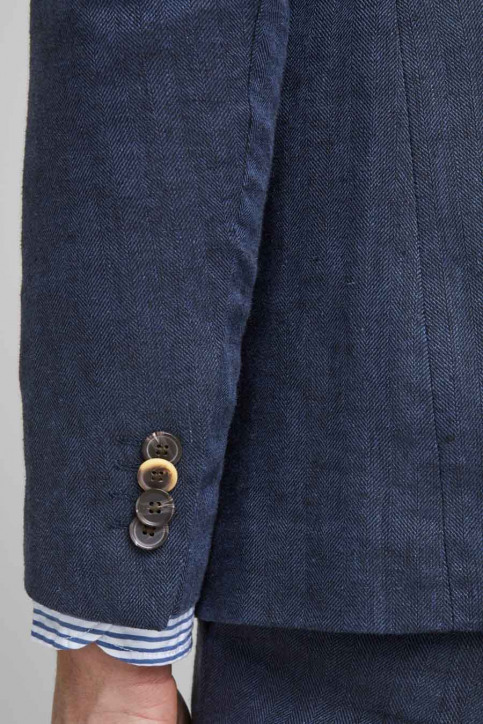 PREMIUM BY JACK & JONES Blazers blauw 12170864_DARK NAVY img4