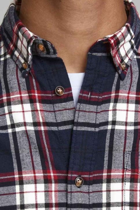 ORIGINALS BY JACK & JONES Hemden (lange mouwen) blauw 12172667_NAVY BLAZER SLI img4