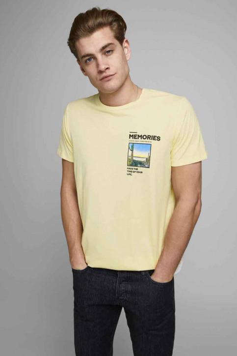 ORIGINALS BY JACK & JONES T-shirts (korte mouwen) wit 12173033_FLAN SLIM img6