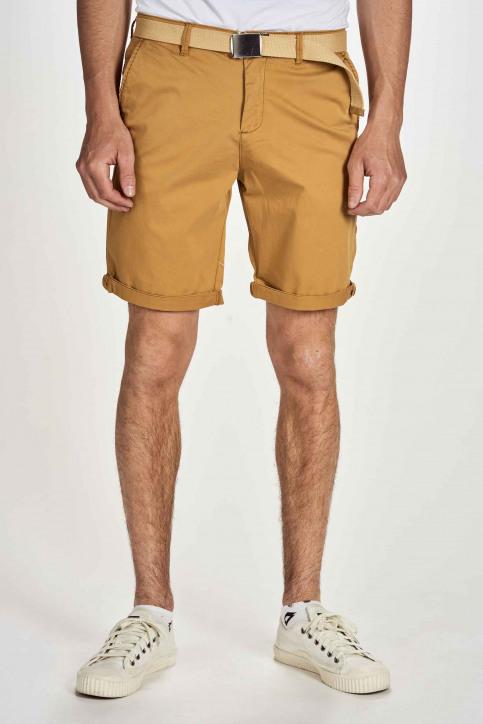 JACK & JONES JEANS INTELLIGENC Shorts brun 12173470_BONE BROWN img1