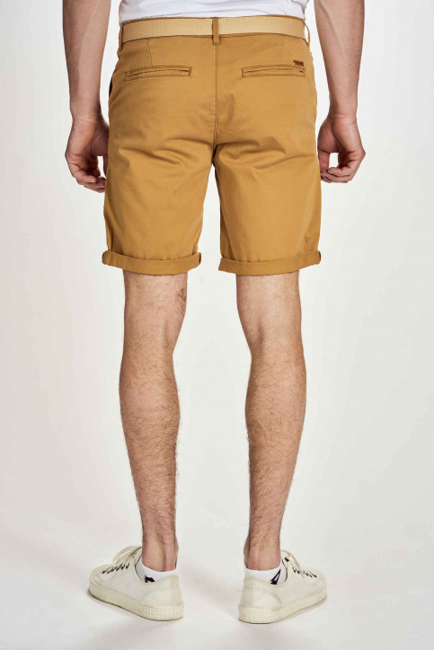 JACK & JONES JEANS INTELLIGENC Shorts brun 12173470_BONE BROWN img2