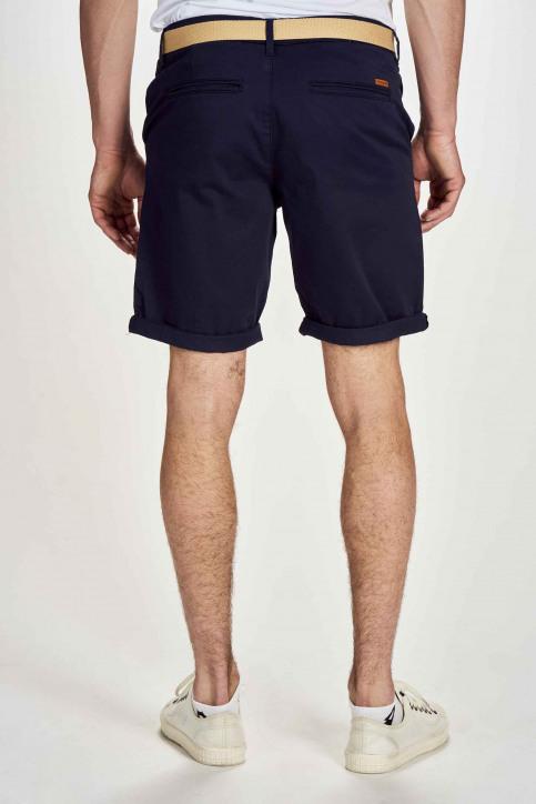 JACK & JONES JEANS INTELLIGENC Shorts bleu 12173470_NAVY BLAZER img2
