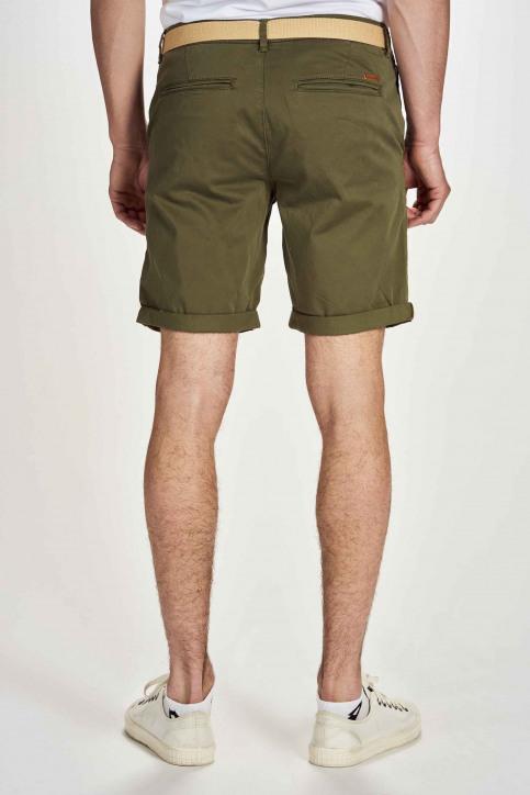 JACK & JONES JEANS INTELLIGENC Shorts OLIVE 12173470_OLIVE NIGHT img2