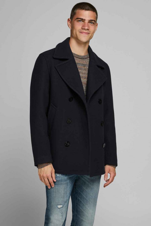 PREMIUM BLUE BY JACK & JONES Jassen (kort) blauw 12174194_DARK NAVY img1
