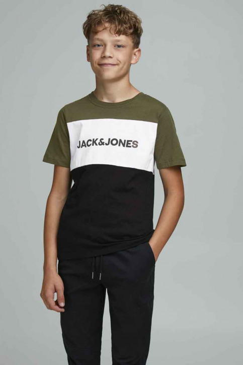 J & J Kids T-shirts manches courtes vert 12174282_FOREST NIGHT img1