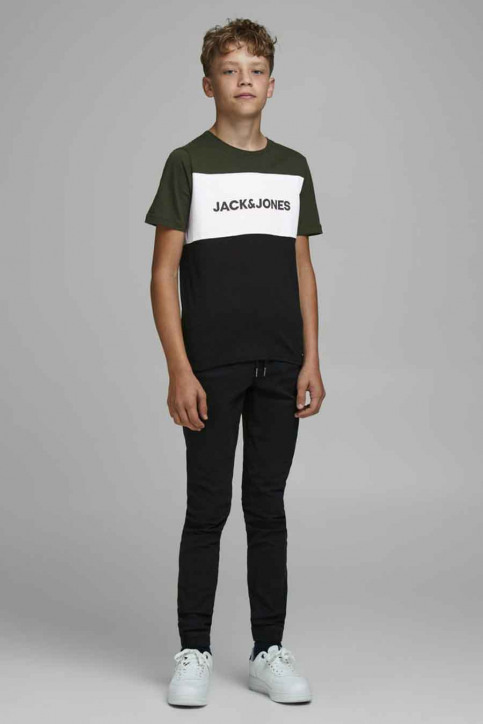 J & J Kids T-shirts manches courtes vert 12174282_FOREST NIGHT img2