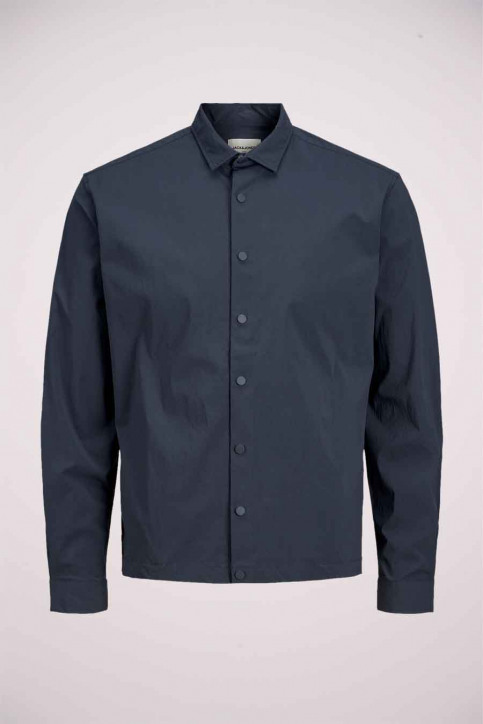 CORE BY JACK & JONES Hemden (lange mouwen) blauw 12174478_NAVY BLAZER  OV img7