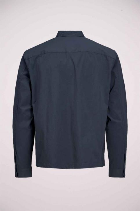 CORE BY JACK & JONES Hemden (lange mouwen) blauw 12174478_NAVY BLAZER  OV img8