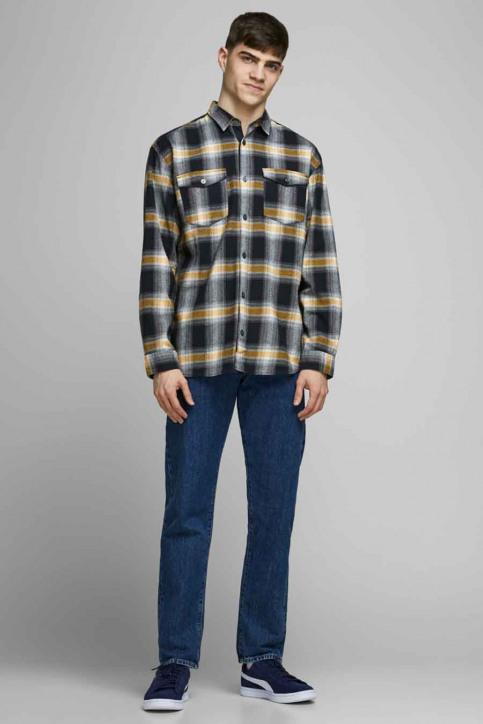 CORE BY JACK & JONES Hemden (lange mouwen) 12174481_NAVY BLAZER  RE img2