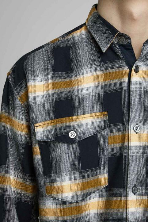 CORE BY JACK & JONES Hemden (lange mouwen) 12174481_NAVY BLAZER  RE img4