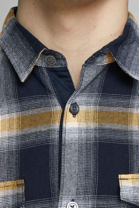 CORE BY JACK & JONES Hemden (lange mouwen) 12174481_NAVY BLAZER  RE img5