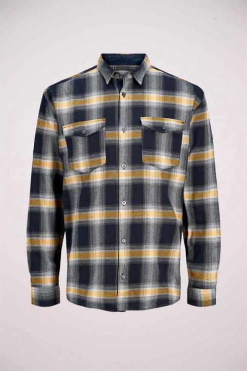 CORE BY JACK & JONES Hemden (lange mouwen) 12174481_NAVY BLAZER  RE img7