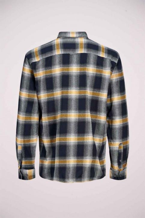 CORE BY JACK & JONES Hemden (lange mouwen) 12174481_NAVY BLAZER  RE img8