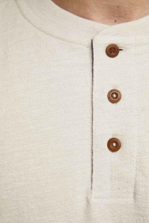 PREMIUM BLUE BY JACK & JONES T-shirts (lange mouwen) grijs 12174580_RAINY DAY REG img5