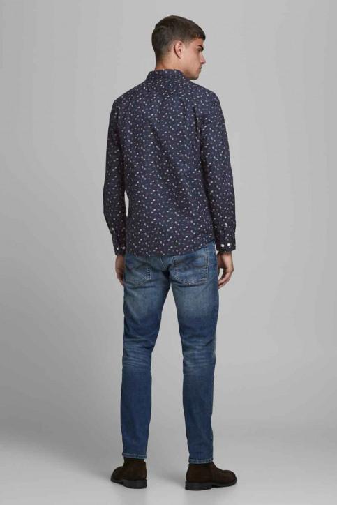 PREMIUM BLUE BY JACK & JONES Hemden (lange mouwen) blauw 12174673_NAVY BLAZER SLI img3