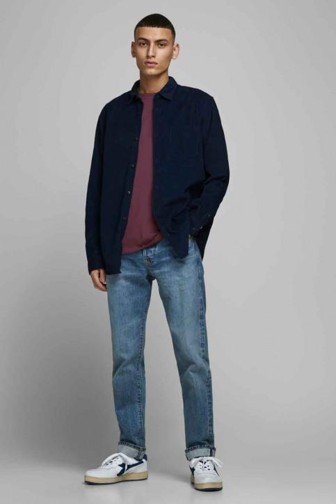 JACK & JONES T-shirts (manches courtes) rouge 12175080_PORT ROYAL img6