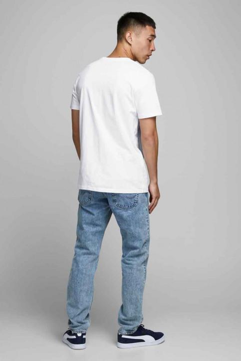 JACK & JONES T-shirts (manches courtes) blanc 12175080_WHITE img3