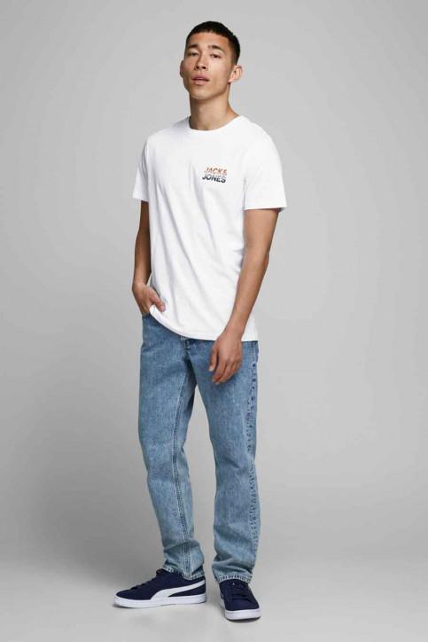 JACK & JONES T-shirts (manches courtes) blanc 12175080_WHITE img6