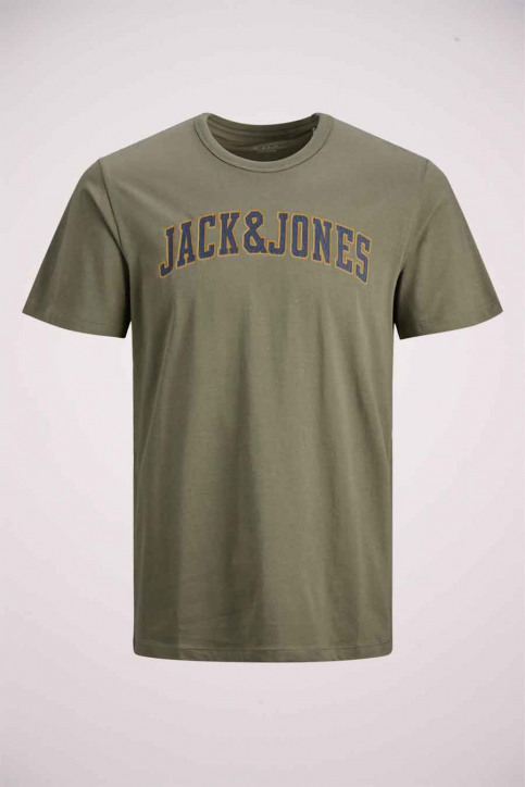 PREMIUM BLUE BY JACK & JONES T-shirts (manches courtes) vert 12175197_DUSTY OLIVE img1