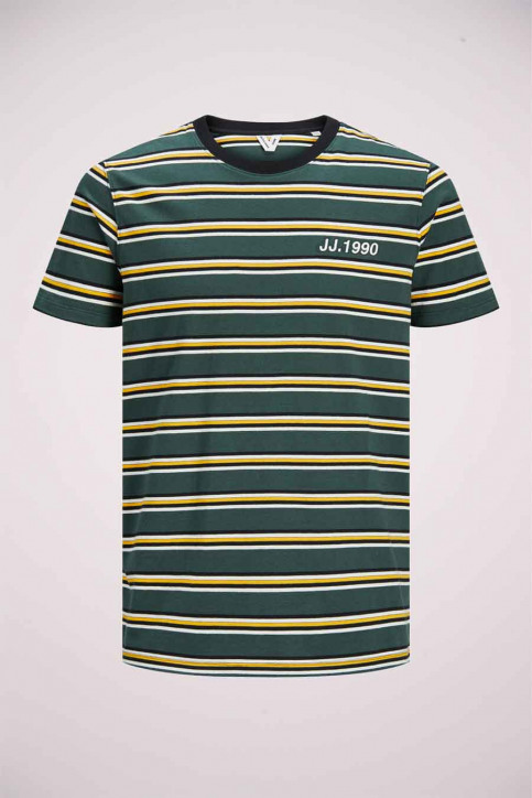 CORE BY JACK & JONES T-shirts (korte mouwen) groen 12175273_DARKEST SPRUCE img1