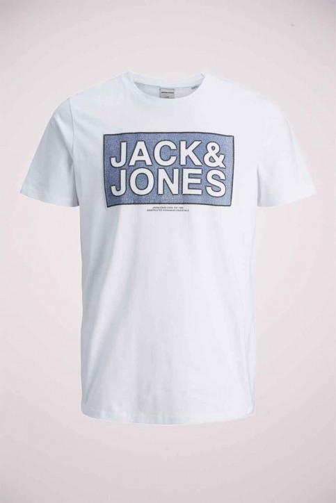 JACK & JONES T-shirts (manches courtes) blanc 12175280_WHITE img1