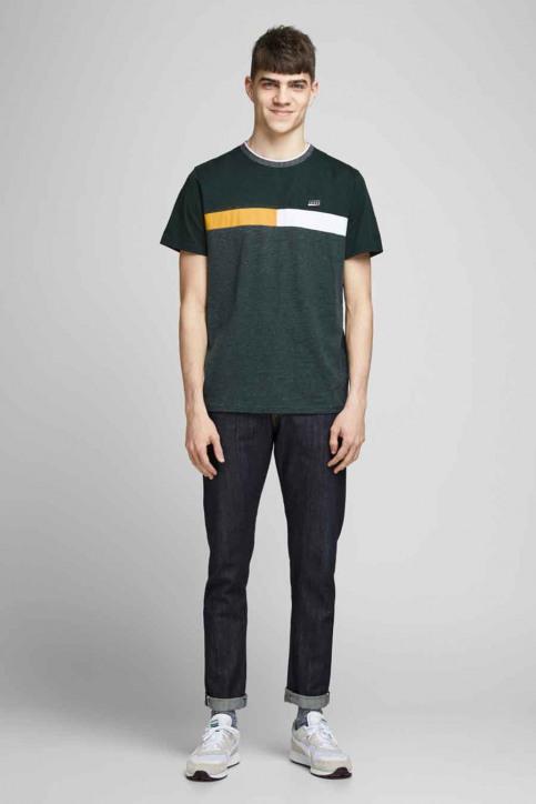 CORE BY JACK & JONES T-shirts (korte mouwen) groen 12175283_DARKEST SPRUCE img2