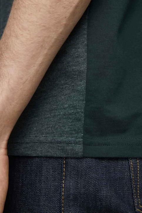 CORE BY JACK & JONES T-shirts (korte mouwen) groen 12175283_DARKEST SPRUCE img4
