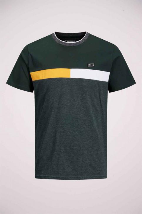 CORE BY JACK & JONES T-shirts (korte mouwen) groen 12175283_DARKEST SPRUCE img7