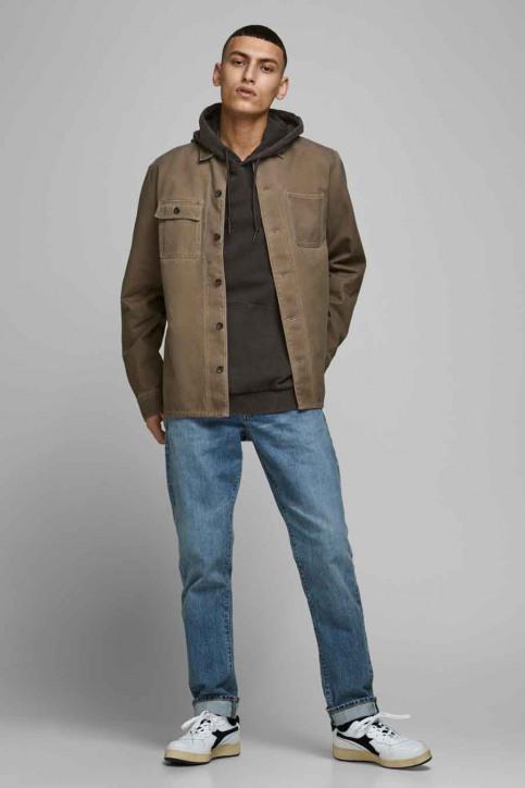 CORE BY JACK & JONES Sweaters met kap zwart 12175293_BLACK img2