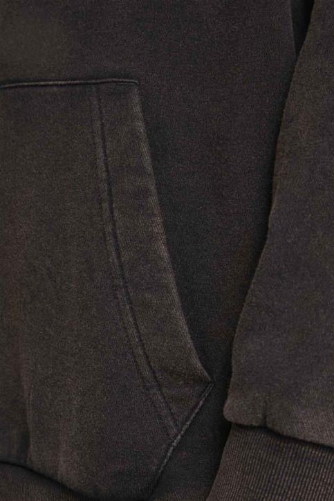 CORE BY JACK & JONES Sweaters met kap zwart 12175293_BLACK img4