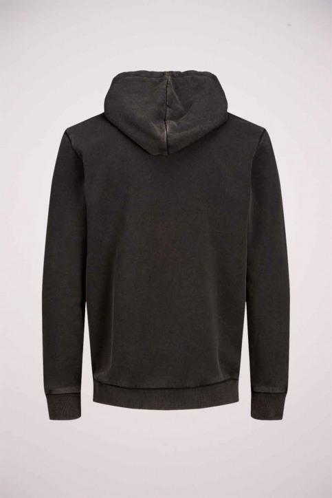 CORE BY JACK & JONES Sweaters met kap zwart 12175293_BLACK img8