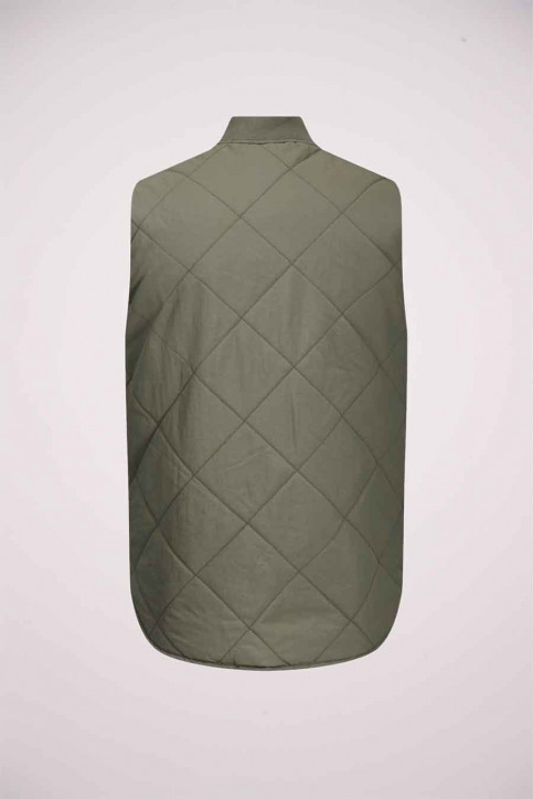 ORIGINALS BY JACK & JONES Bodywarmers groen 12175366_DUSTY OLIVE img8