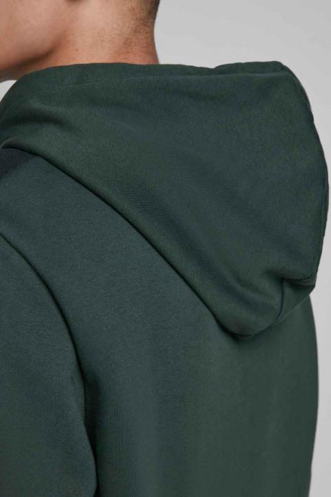 CORE BY JACK & JONES Sweaters met kap groen 12175563_DARKEST SPRUCE img4