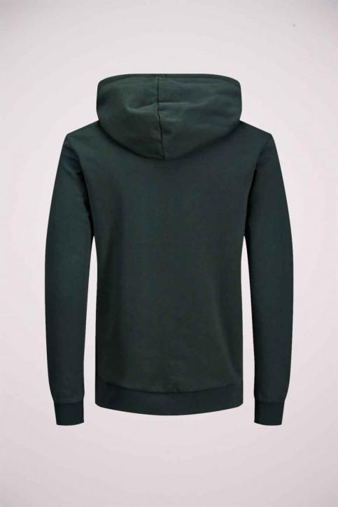 CORE BY JACK & JONES Sweaters met kap groen 12175563_DARKEST SPRUCE img8
