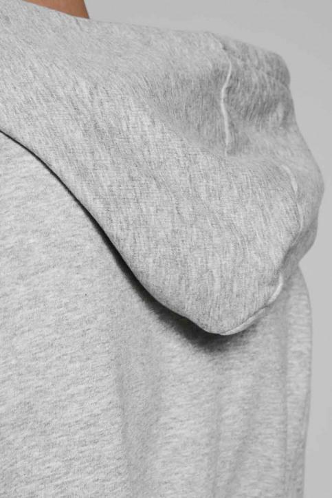 CORE BY JACK & JONES Sweaters met kap grijs 12175563_LIGHT GREY MELA img5