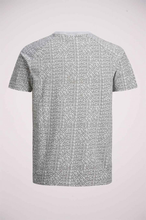 CORE BY JACK & JONES T-shirts (korte mouwen) grijs 12175717_LIGHT GREY MELA img2
