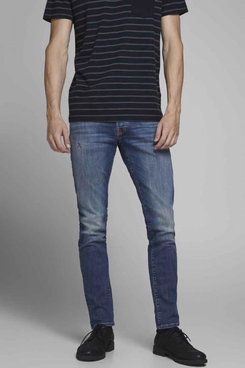 JACK & JONES JEANS INTELLIGENC Jeans slim denim 12175888_BLUE DENIM img1