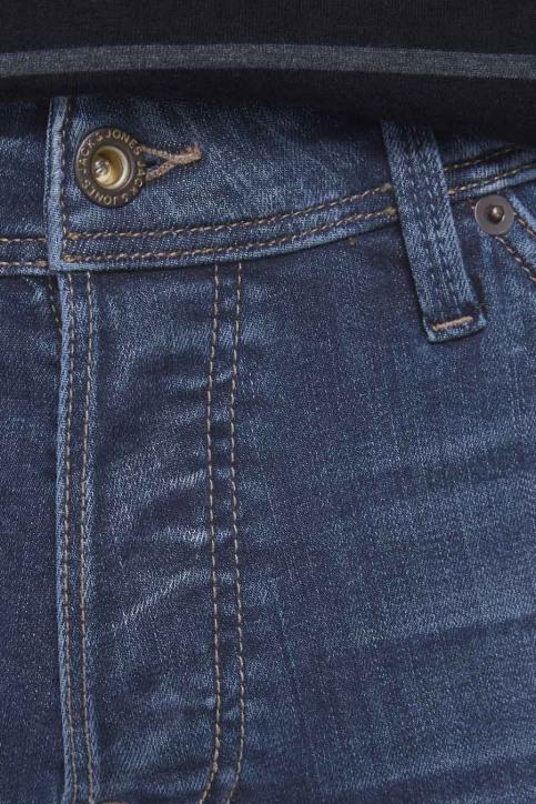 JACK & JONES JEANS INTELLIGENC Jeans slim denim 12175888_BLUE DENIM img4