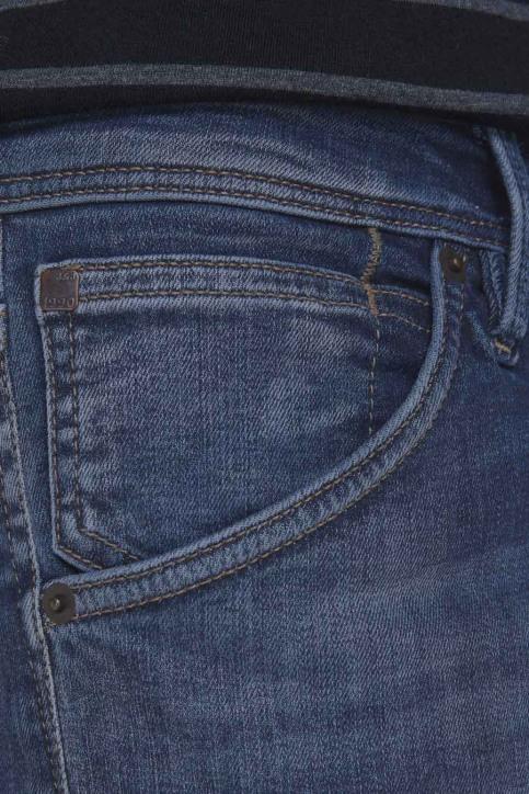 JACK & JONES JEANS INTELLIGENC Jeans slim denim 12175888_BLUE DENIM img5