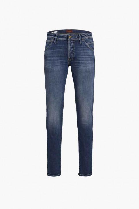 JACK & JONES JEANS INTELLIGENC Jeans slim denim 12175888_BLUE DENIM img7