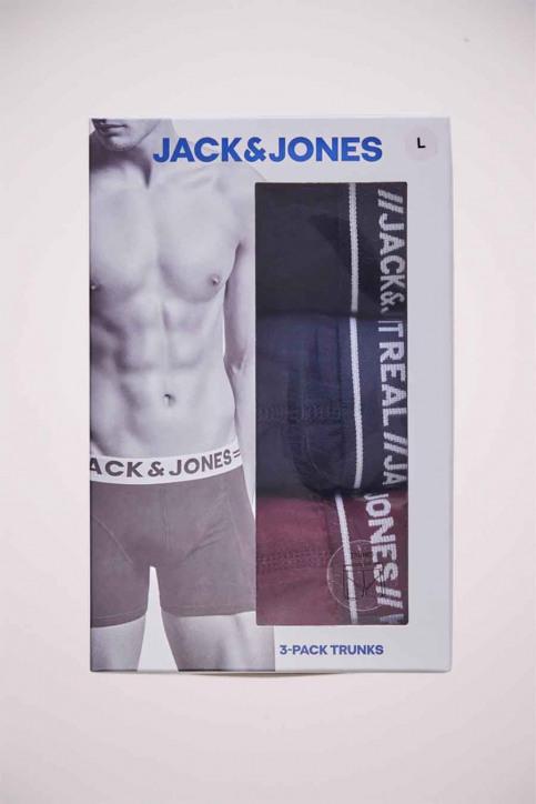 ACCESSORIES BY JACK & JONES Boxers noir 12176662_BLACK img5