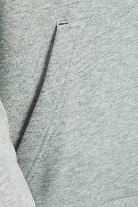 ORIGINALS BY JACK & JONES Sweaters met kap grijs 12176722_LIGHT GREY MELA img3