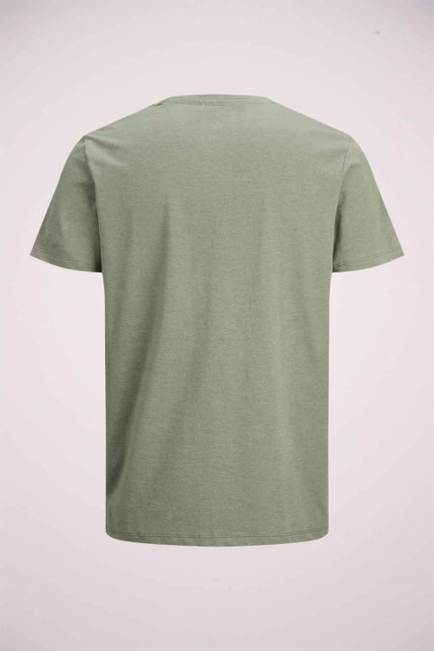 ORIGINALS BY JACK & JONES T-shirts (manches courtes) vert 12176731_DUSTY OLIVE img6