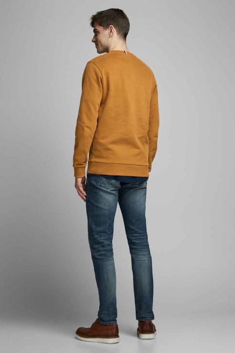 ORIGINALS BY JACK & JONES Sweaters met ronde hals beige 12176765_RUBBER img3