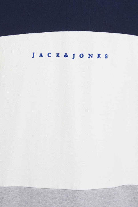 ORIGINALS BY JACK & JONES Sweaters met ronde hals blauw 12176810_NAVY BLAZER AUT img4