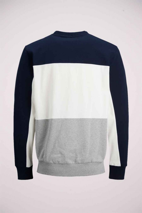 ORIGINALS BY JACK & JONES Sweaters met ronde hals blauw 12176810_NAVY BLAZER AUT img8