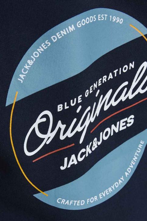 J & J Kids Sweaters avec capuchon bleu 12176885_NAVY BLAZER img6